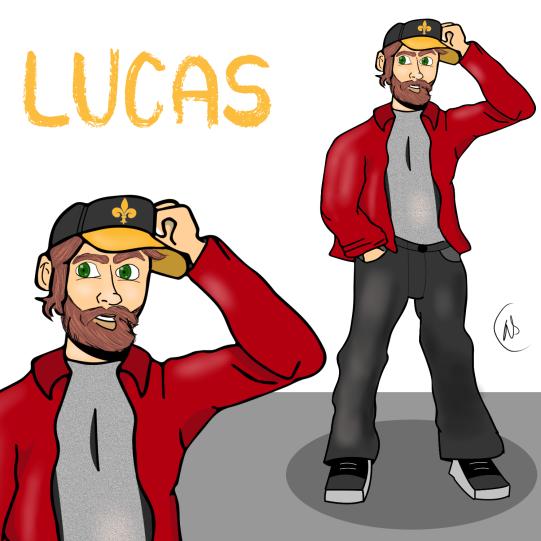 Jean Luc (Lucas) Lamontagne