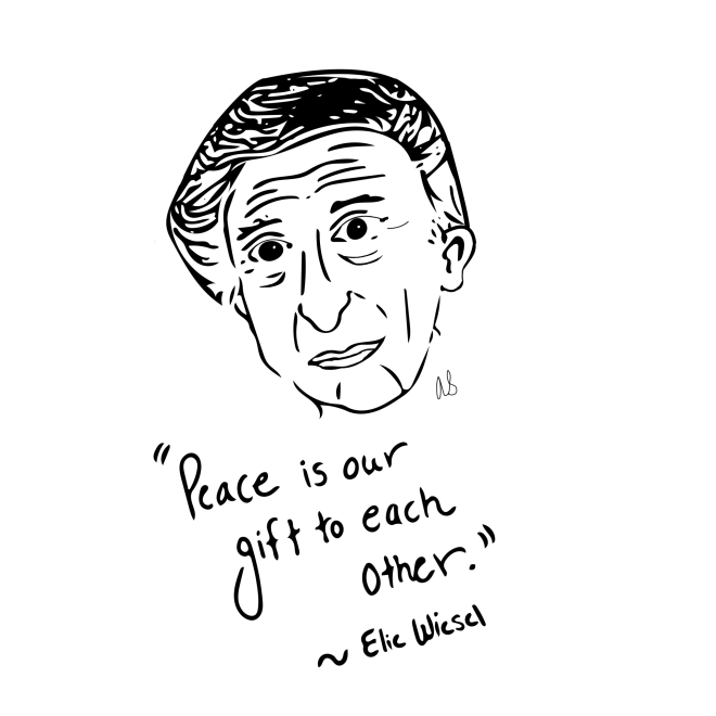 Elie Wiesel_Quote